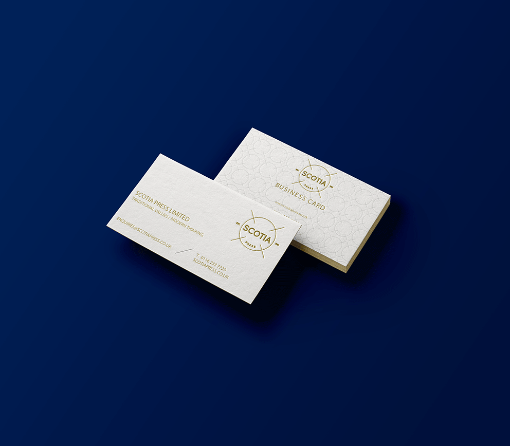 business-cards-gold